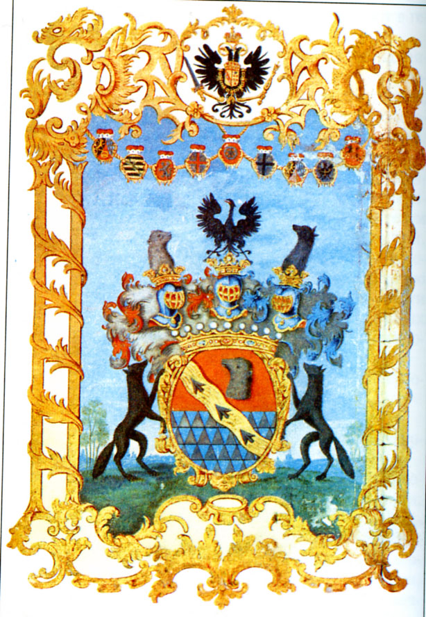 дворянские гербы россии